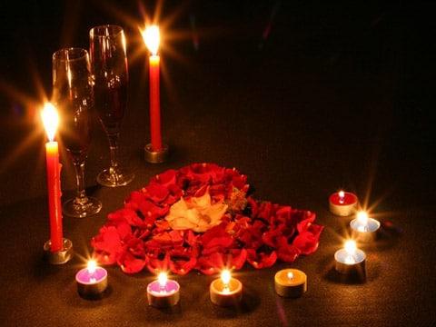 Ritual de amor sencillo